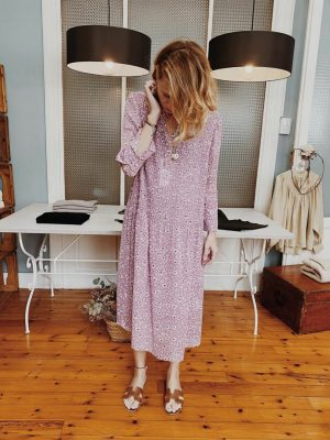 ELM SHIRT DRESS