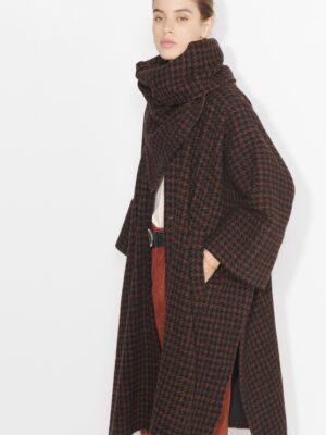 MASSCOB Grette Coat
